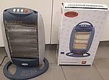 Инфракрасный обогреватель Heater WX 7744 Halogen Wimpex дуйка 1200W, фото 2