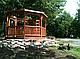 Беседка садовая 9м2, фото 3