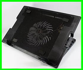 Охолоджуюча Підставка для Ноутбуків від 9 до 17 дюймів.