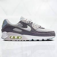 "Оригинальные мужские кроссовки Nike Air Max 90 NRG ""Recycled Canvas"" Pack (CK6467-001), фото 1"