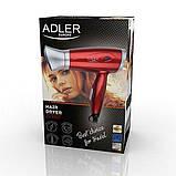 Фен для волосся Adler AD 2220w 1400 Вт, фото 4
