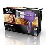 Фен для волос Adler AD 2218 1500w, фото 5