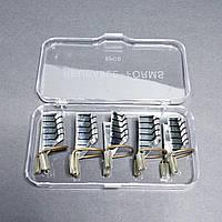 Формы многоразовые для наращивания ногтей , 5шт