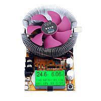 Электронная нагрузка 150Вт, 20А регулируемая + USB тестер Juwei