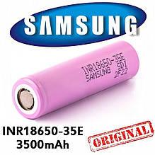 Аккумуляторы высокотоковые Samsung INR18650-35E  3500mAh / 8A