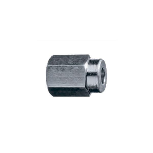 Гайка 107X (М12х1) тормозной трубки 6,0 мм