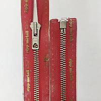 Металлические 6 разъемные молнии 30-65 см с автоматическим фиксатором, разные цвета