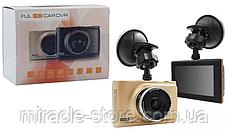 Відеореєстратор автомобільний відеореєстратор в машину Full HD 1080P з кутом огляду в 170°, фото 3