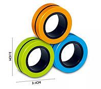 Магнитные кольца FinGears Magnetic Rings Sets Size L
