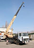 Аренда автокрана 50 тонн «КШТ-50 Краян», фото 1