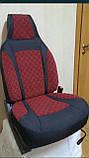 Авточехлы накидки на передние сидения универсальные из жаккарда, фото 9