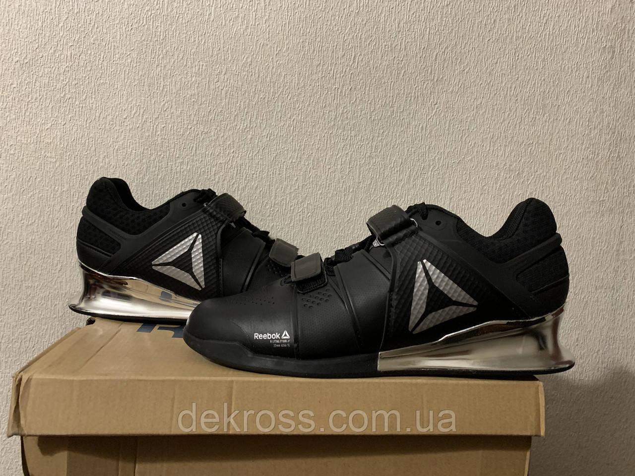 Кросівки лифтерки Reebok OG Lifter (44) Оригінал CN1006