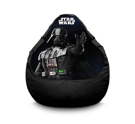 "Кресло мешок ""Star Wars. Darth Vader"" Оксфорд, фото 2"