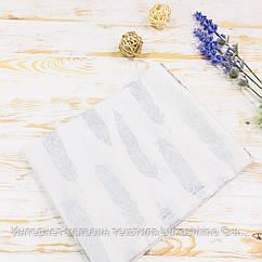 Натуральна бавовняна пелюшка Lukoshkino ® Розмір 80*100 див. ХП-132