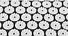 Масажний ортопедичний килимок з подушкою Acupressure Mat Ортопедический массажный коврик 65 см*41 см, фото 8