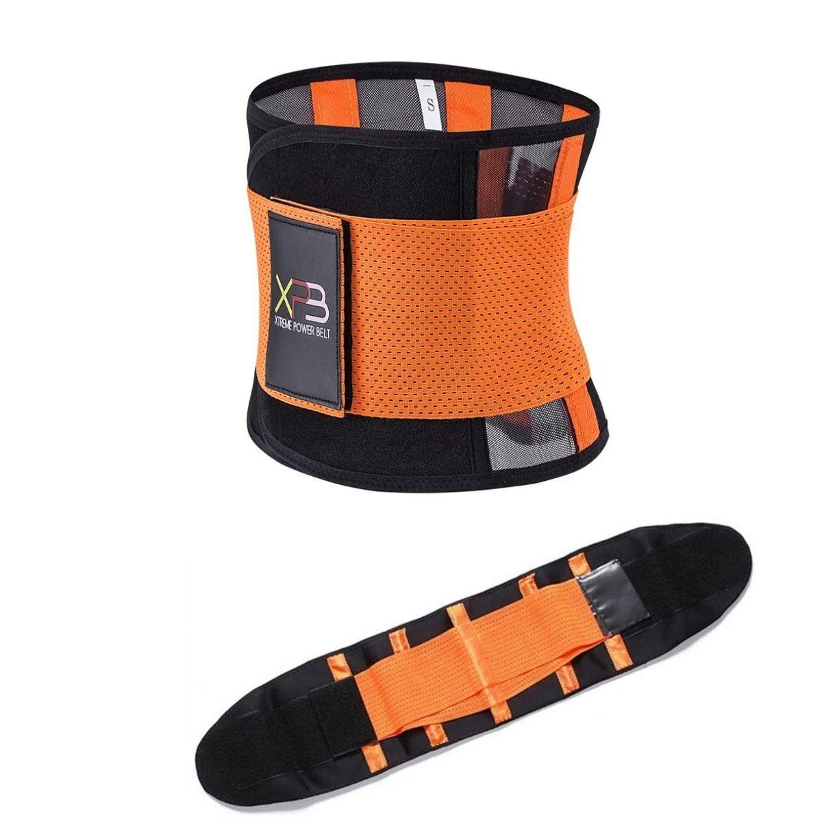 Пояс для похудения Hot Shapers Xtreme Power Belt | Утягивающий корсет для коррекции фигуры