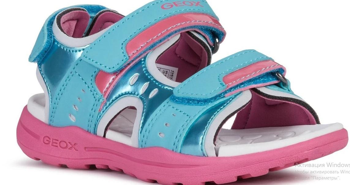 Спортивные босоножки сандалии Джеокс Geox Vaniett  (Размер 37  23 см)  (Оригинал )