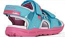 Спортивные босоножки сандалии Джеокс Geox Vaniett  (Размер 37  23 см)  (Оригинал ), фото 3