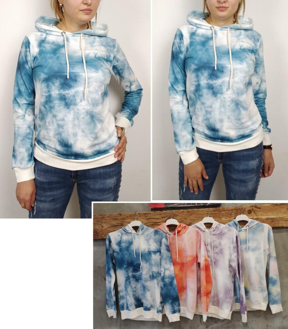 Женские модные яркие свитера (Турция) оптом и в розницу