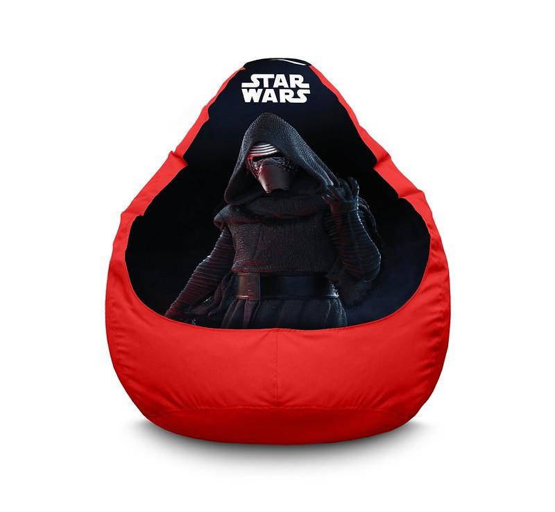 """Кресло мешок """"Star Wars. Kylo Ren"""" Оксфорд"""