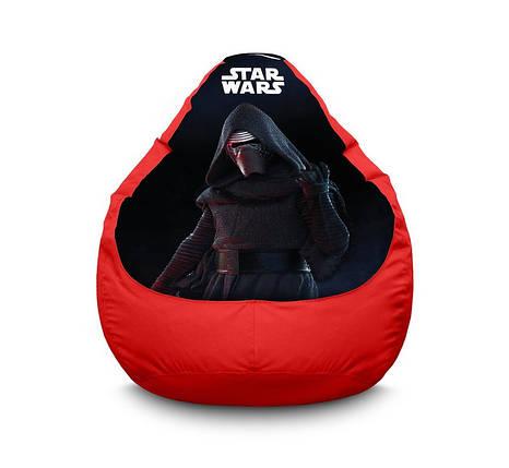 """Кресло мешок """"Star Wars. Kylo Ren"""" Оксфорд, фото 2"""