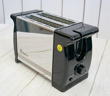 Хороший тостер для будинку домотек для хліба, Domotec MS-3232, з доставкою по Україні та Києву (SV)