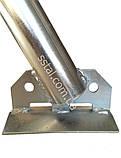 Кронштейн Ф40мм 30 градусів для світильників вуличного освітлення, фото 6