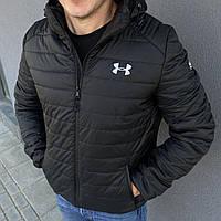 Куртка мужская демисезонная Under Armour. Мужская куртка весна-осень Under Armour
