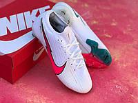 Бутсы Nike Mercurial Vapor 13 Elite MDS FG/ бутсы найк/ футбольная обувь, фото 1