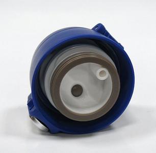 Пробка для термосів-кухлів Tramp 0,35-0,45 л TRC-106-107-PRB Blue, фото 2