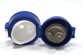 Пробка для термосів-кухлів Tramp 0,35-0,45 л TRC-106-107-PRB Blue, фото 3