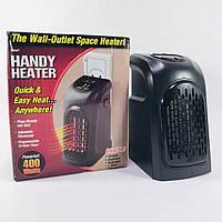 Тепловентилятор керамический , портативный мини электро обогреватель Handy Heater 400 Вт