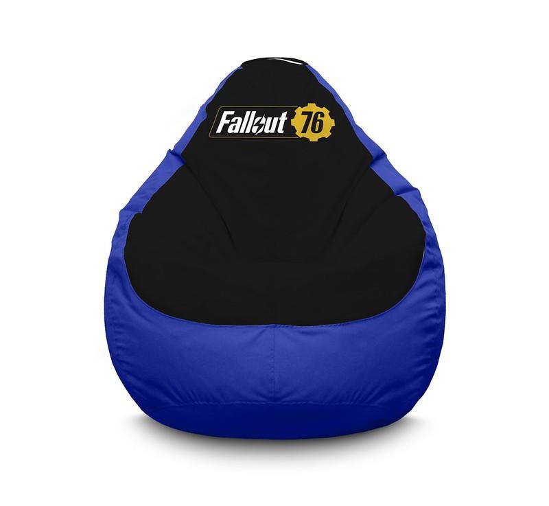 """Кресло мешок """"Fallout 76"""" Оксфорд"""