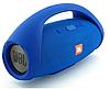 Портативная Bluetooth колонка Boombox 40 Вт, жбл бумбокс (люкс копия) Красный, фото 7