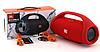 Портативная Bluetooth колонка Boombox 40 Вт, жбл бумбокс (люкс копия) Красный, фото 4