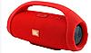 Портативная Bluetooth колонка Boombox 40 Вт, жбл бумбокс (люкс копия) Красный, фото 3