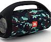 Портативная Bluetooth колонка Boombox 40 Вт, жбл бумбокс (люкс копия) Красный, фото 10