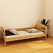 Ліжко дитяче дерев'яне Вінні (масив бука), фото 2