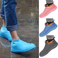 Чехлы на обувь от дождя и грязи Waterfproof Shoe размер 35-36 (R25626)