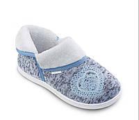 Дитячі тапочки сандалі оптом на липучці, фото 1