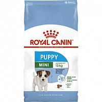 Сухий корм Royal Canin Puppy Mini для цуценят дрібних порід до 10 місяців 800 г