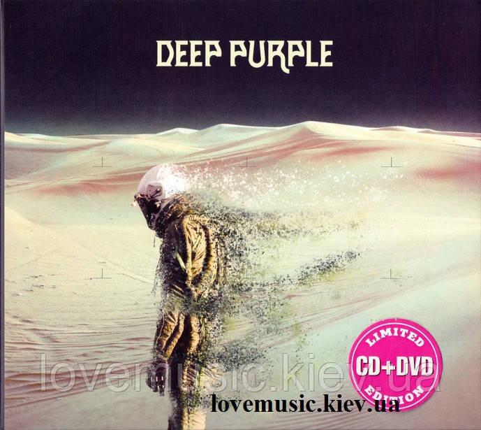 Музичний сд диск DEEP PURPLE Whoosh! (2020) (audio cd)