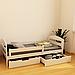 Ліжко дитяче дерев'яне Вінні (масив бука), фото 3