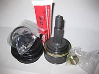 Пыльник шруса: комплект со смазкой и хомутами, универсальный пыльник приводного вала, фото 1