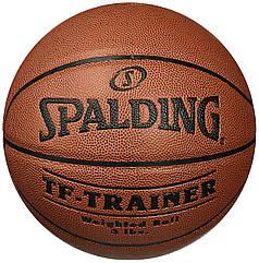 Мяч баскетбольный Spalding NBA Trainer Heavy Ball Size 7 NBA-THB7, КОД: 1770121