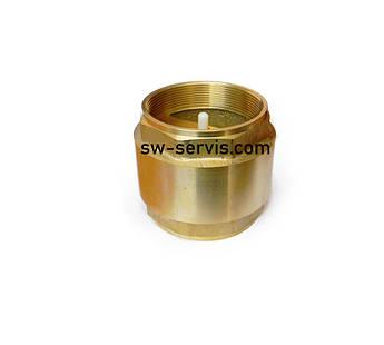 Зворотний клапан 2 латунний пружинний