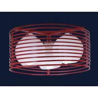 Люстра Levistella 707X9800-3 Красный 245401, КОД: 1521019