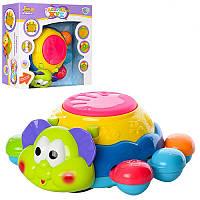 Игрушка для малышей Добрый жук Разноцветный gabkrp270ggky31043, КОД: 916405