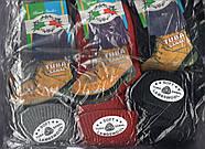 Носки женские шерстяные с отворотом без махры Tuba, ассорти, Турция                                 , фото 2