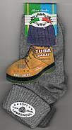 Носки женские шерстяные с отворотом без махры Tuba, ассорти, Турция                                 , фото 3